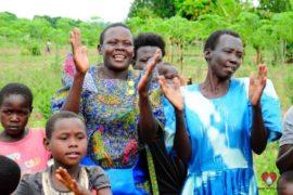 Drop in the Bucket Africa water charity, completed wells, Ongemen Borehole Uganda-31