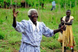 Drop in the Bucket Africa water charity, completed wells, Ongemen Borehole Uganda-36