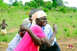 Drop in the Bucket Africa water charity, completed wells, Ongemen Borehole Uganda-40