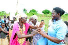 Drop in the Bucket Africa water charity, completed wells, Ongemen Borehole Uganda-46