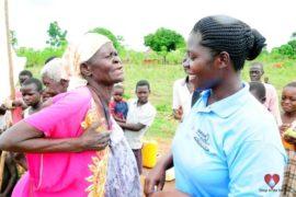Drop in the Bucket Africa water charity, completed wells, Ongemen Borehole Uganda48