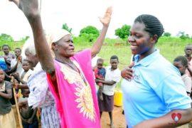 Drop in the Bucket Africa water charity, completed wells, Ongemen Borehole Uganda-49