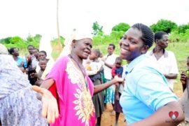 Drop in the Bucket Africa water charity, completed wells, Ongemen Borehole Uganda-53