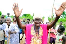 Drop in the Bucket Africa water charity, completed wells, Ongemen Borehole Uganda-54
