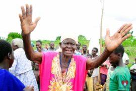 Drop in the Bucket Africa water charity, completed wells, Ongemen Borehole Uganda55