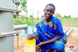 Drop in the Bucket Africa water charity, completed wells, Ongemen Borehole Uganda-56