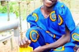 Drop in the Bucket Africa water charity, completed wells, Ongemen Borehole Uganda58