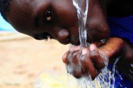 Drop in the Bucket Africa water charity, completed wells, Ongemen Borehole Uganda-60