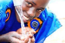 Drop in the Bucket Africa water charity, completed wells, Ongemen Borehole Uganda-65