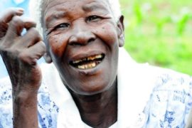 Drop in the Bucket Africa water charity, completed wells, Ongemen Borehole Uganda-80