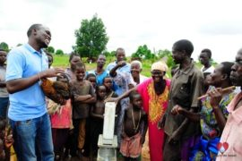 Drop in the Bucket Africa water charity, completed wells, Ongemen Borehole Uganda-88