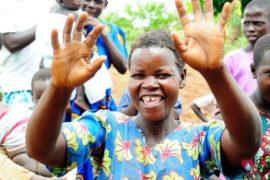 Drop in the Bucket Africa water charity, completed wells, Ongemen Borehole Uganda-93