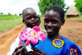 Drop in the Bucket Africa water charity, completed wells, Ongemen Borehole Uganda-96
