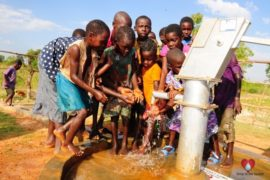 water wells africa uganda drop in the bucket charity aboce borehole-26