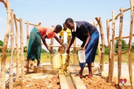 Drop in the Bucket Africa water charity, completed wells, Agirigiroi Ajiki Borehole Well Uganda-09