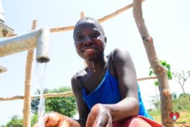 Drop in the Bucket Africa water charity, completed wells, Agirigiroi Ajiki Borehole Well Uganda-35