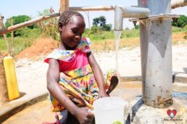 Drop in the Bucket Africa water charity, completed wells, Agirigiroi Ajiki Borehole Well Uganda-54