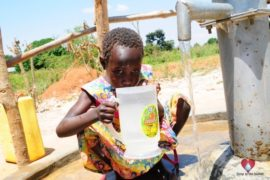 Drop in the Bucket Africa water charity, completed wells, Agirigiroi Ajiki Borehole Well Uganda-55