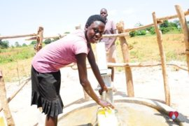Drop in the Bucket Africa water charity, completed wells, Agirigiroi Ajiki Borehole Well Uganda-60