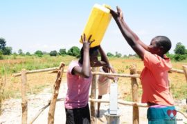 Drop in the Bucket Africa water charity, completed wells, Agirigiroi Ajiki Borehole Well Uganda-62