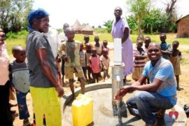 water wells africa uganda drop in the bucket charity aputon borehole-28