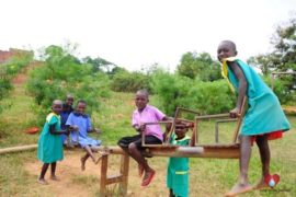 Drop in the Bucket Africa water charity, completed wells, Father Amoding Primary School Well Uganda-01