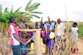water wells africa uganda drop in the bucket charity mukura trading centre borehole-39