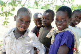 Drop in the Bucket Africa water charity, completed wells, Nyaguo Agonga Borehole Well Uganda-07