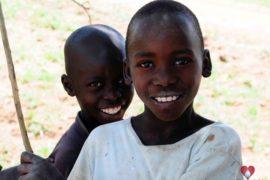 Drop in the Bucket Africa water charity, completed wells, Nyaguo Agonga Borehole Well Uganda-08