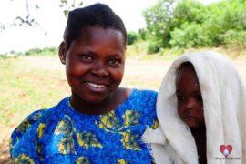 Drop in the Bucket Africa water charity, completed wells, Nyaguo Agonga Borehole Well Uganda-25