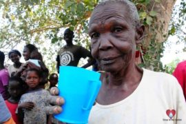 Drop in the Bucket Africa water charity, completed wells, Nyaguo Agonga Borehole Well Uganda-59