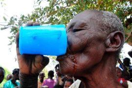 Drop in the Bucket Africa water charity, completed wells, Nyaguo Agonga Borehole Well Uganda-62