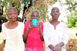 Drop in the Bucket Africa water charity, completed wells, Nyaguo Agonga Borehole Well Uganda-63