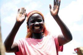Drop in the Bucket Africa water charity, completed wells, Nyaguo Agonga Borehole Well Uganda-70