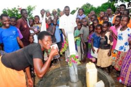 water wells africa uganda drop in the bucket charity okokai borehole-58