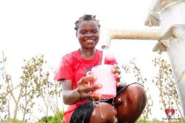 Drop in the Bucket Africa water charity, completed wells, Rarak Borehole Well Uganda-14