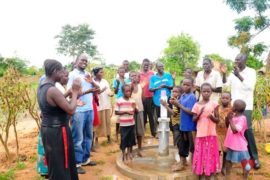 Drop in the Bucket Africa water charity, completed wells, Rarak Borehole Well Uganda-20
