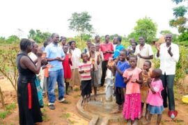 Drop in the Bucket Africa water charity, completed wells, Rarak Borehole Well Uganda-21