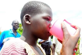 Drop in the Bucket Africa water charity, completed wells, Rarak Borehole Well Uganda-47
