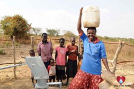 Drop in the Bucket Uganda water well Atigo village 107