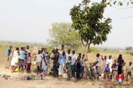 Drop in the Bucket Uganda water well Atigo village 114