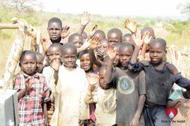 Drop in the Bucket Uganda water well Atigo village 28