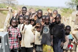 Drop in the Bucket Uganda water well Atigo village 31