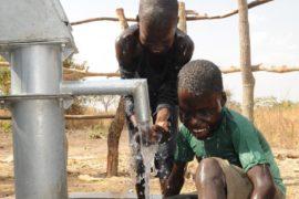 Drop in the Bucket Uganda water well Atigo village 66