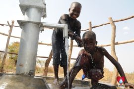 Drop in the Bucket Uganda water well Atigo village 67