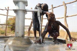 Drop in the Bucket Uganda water well Atigo village 68