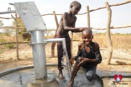 Drop in the Bucket Uganda water well Atigo village 76