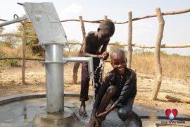 Drop in the Bucket Uganda water well Atigo village 80