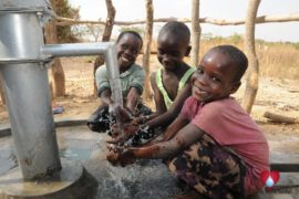 Drop in the Bucket Uganda water well Atigo village 88