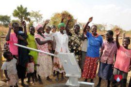 Drop in the Bucket Uganda water well Atigo village 99